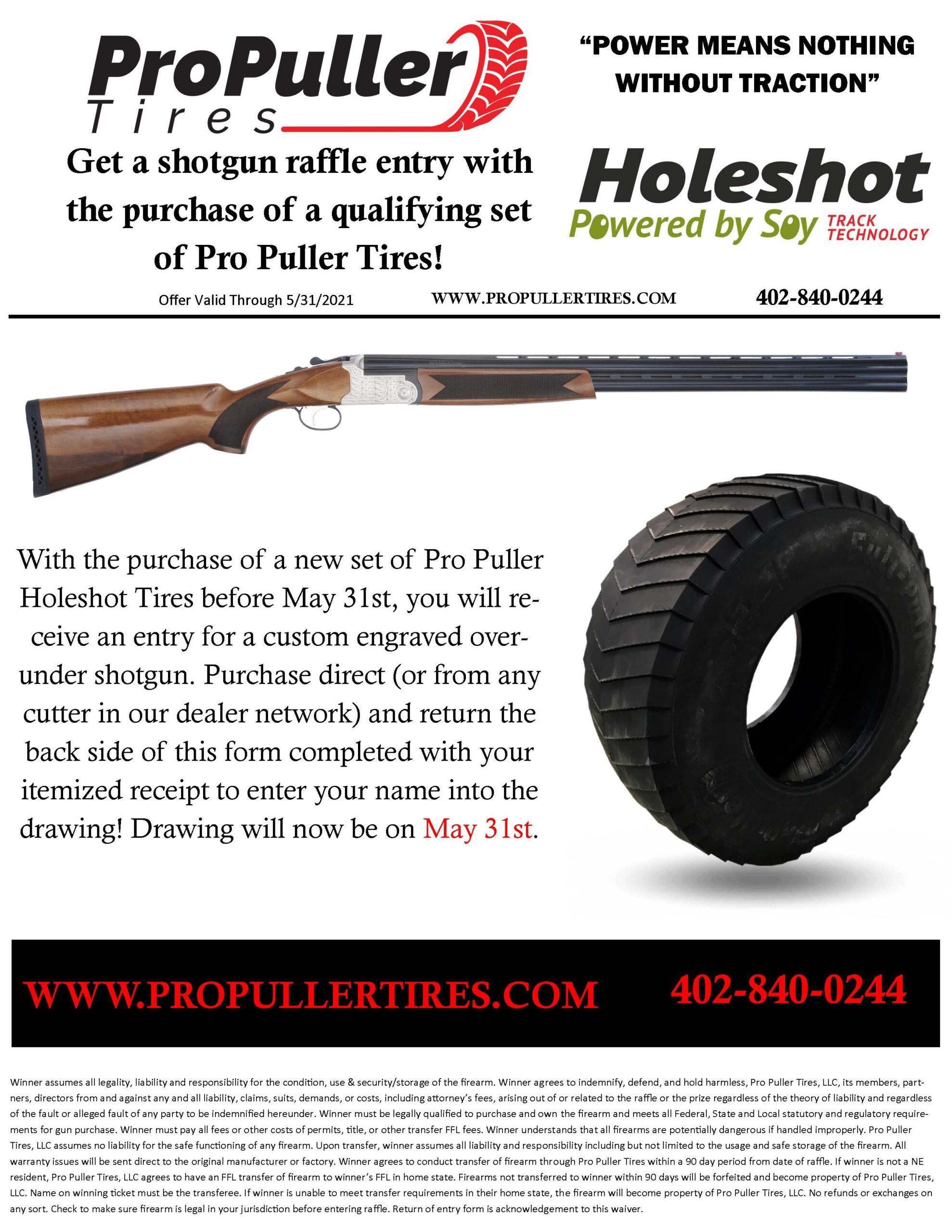 Shotgun Promotion